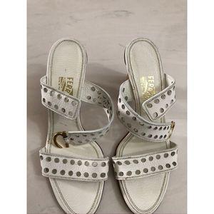 NWOT Authentic Salvatore Ferragamo Sandals